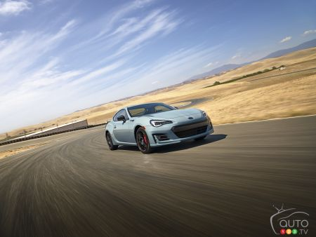 Subaru springs U.S. details and pricing for 2019 BRZ coupe