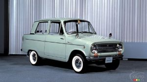 Forgotten classics: The Mitsubishi Minica, or the lawnmower on four wheels