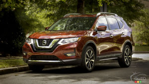 2019 Nissan Rogue: Details (for U.S.) and Photos Released