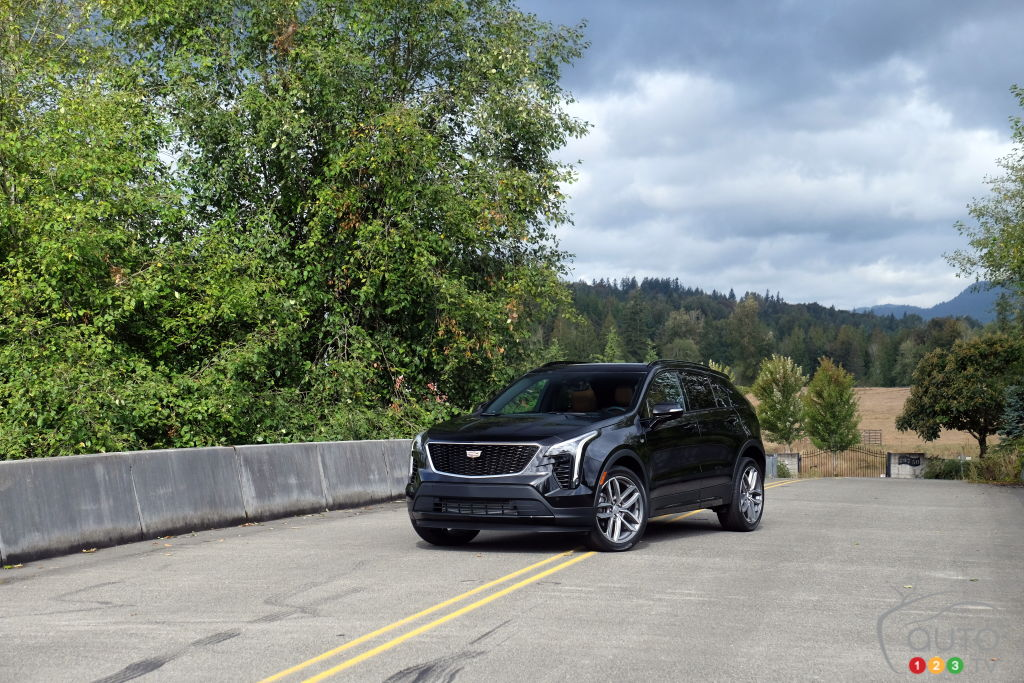 2019 Cadillac XT4 First Drive: The Escalade Begets a Puppy