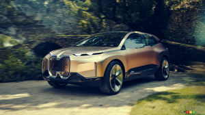 Prototype BMW Vision iNext