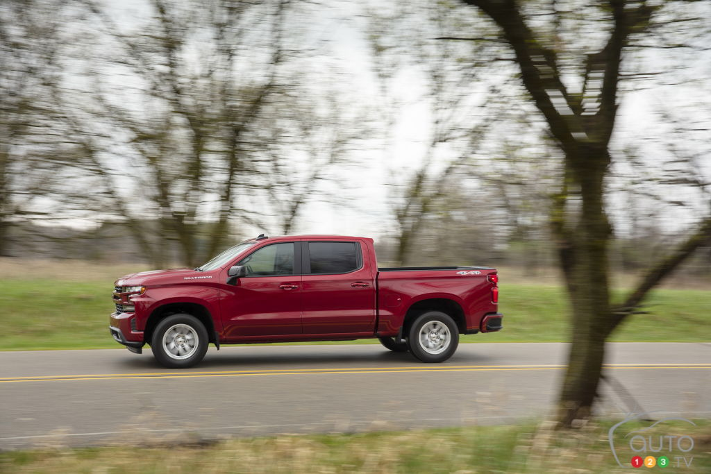Top 10 Pickup Trucks in Canada in 2018