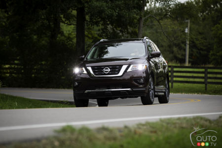 2019 Nissan Pathfinder to get more tech, convenience