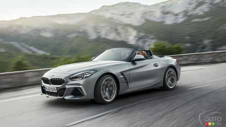 The 2019 BMW Z4: At Canadian dealers in March 2019