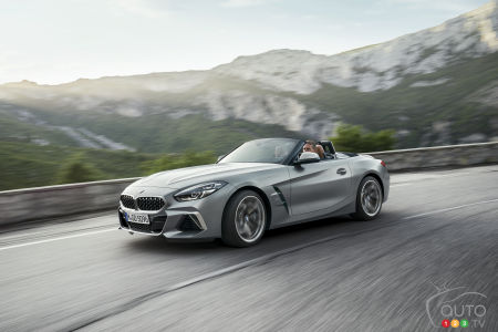 New 2019 Bmw Z4 Full Details Photos For The Roadster Car News
