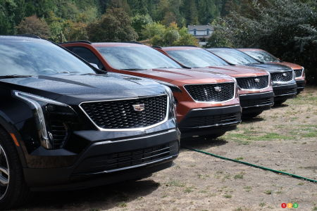 A New 3-Row Cadillac SUV to Debut in Detroit