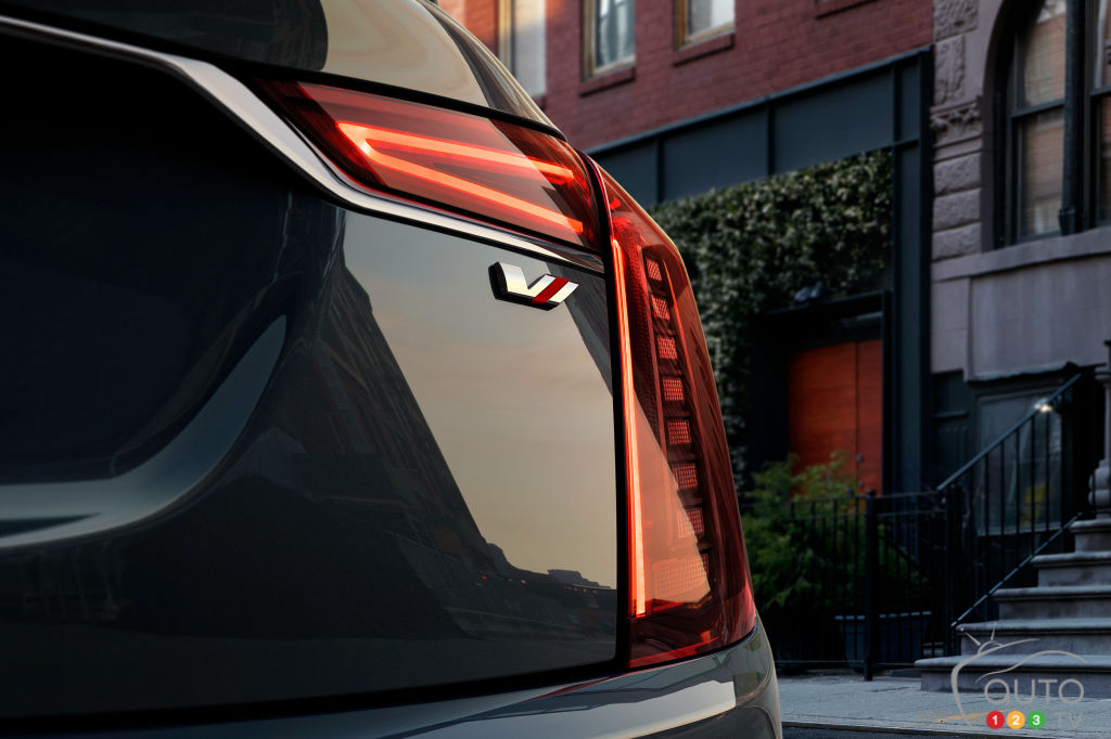 Cadillac's V-Series, shrinking in order to grow