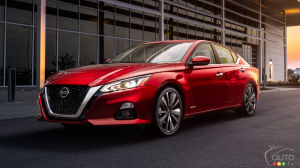 2019 Nissan Altima Canada To Get Standard All Wheel Drive