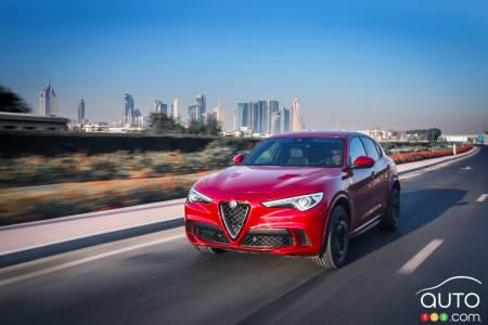 Ava Performance Suv Of Year Alfa Romeo S Stelvio Q Car News Auto123