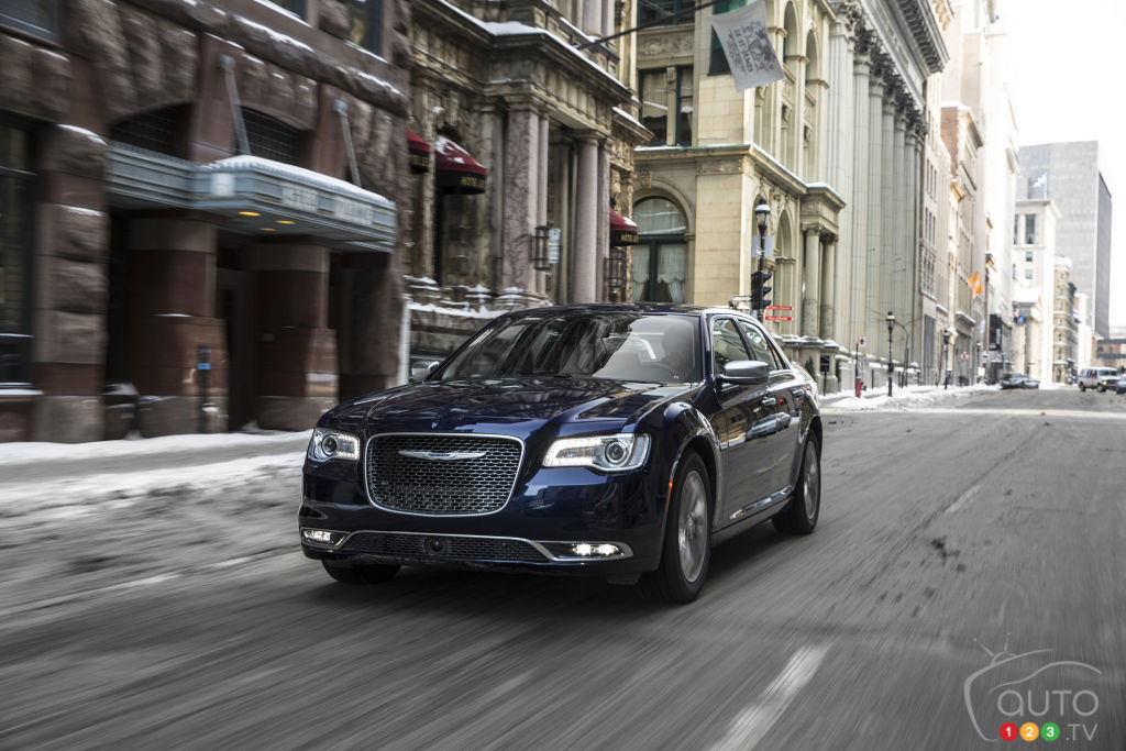 Chrysler 300 to get the axe in 2020