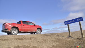 2019 Chevrolet Silverado Review: At Play in the Great White North