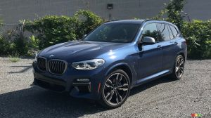 Review of the 2018 BMW X3 M40i: In sight of perfection?