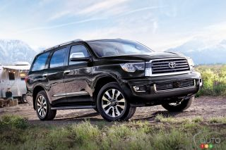 2019 Toyota Sequoia: News, Specs, Price >> 2019 Toyota Sequoia Details And Pricing For Canada Car