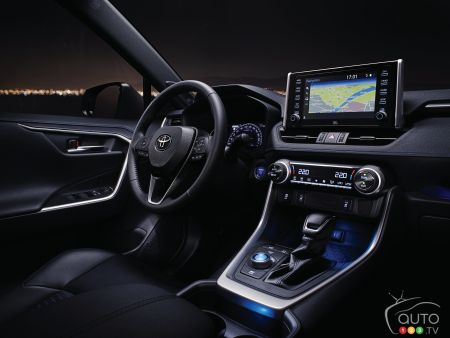 Toyota will add Android Auto compatibility | Car News | Auto123