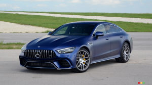 2019 Mercedes-AMG GT4 Coupe