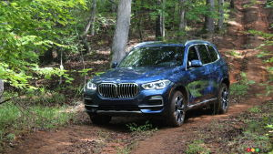 First Drive of the 2019 BMW X5