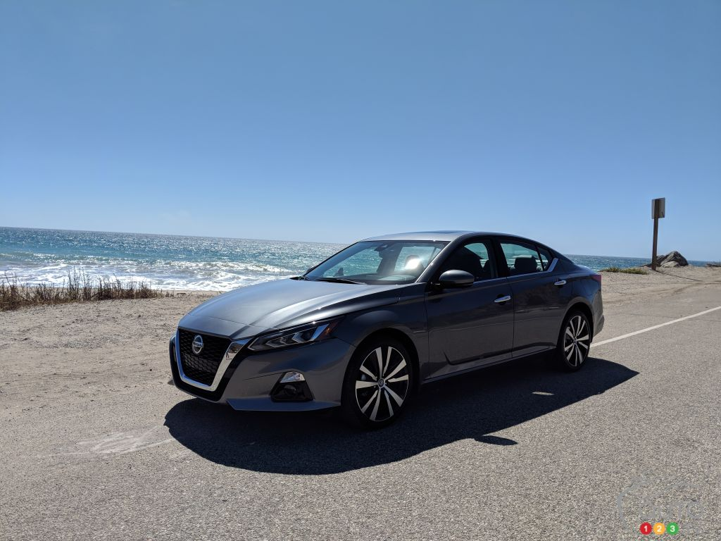2019 Nissan Altima First Drive: the All-Wheel Sedan