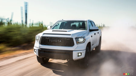 Toyota tweaks its Tundra for 2019, in reply to refreshed competition