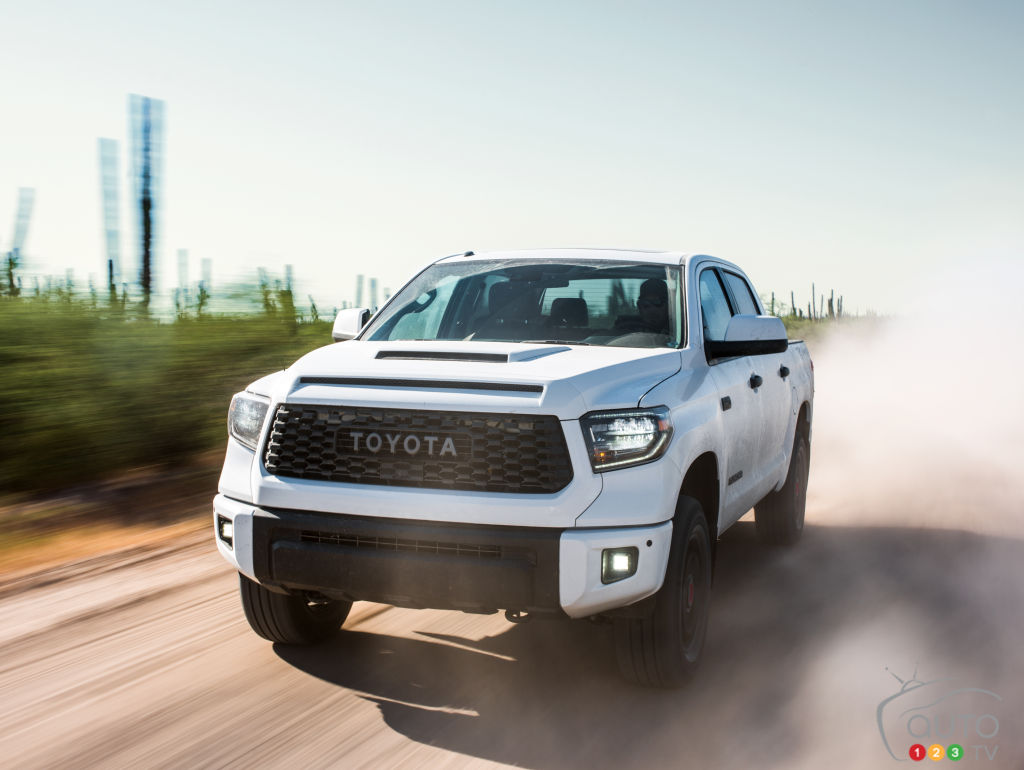 Toyota Tweaks Its Tundra For 2019 Car News Auto123