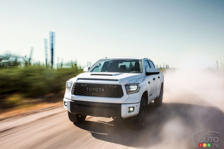 2018 Toyota Sequoia: Refreshed, Changes, TRD Sport, Price >> Toyota Tweaks Its Tundra For 2019 Car News Auto123