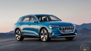 Audi promises 12 electric vehicles by 2025