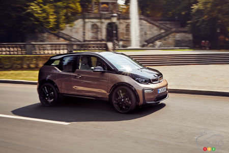 Longer Range For The 2019 Bmw I3 Car News Auto123