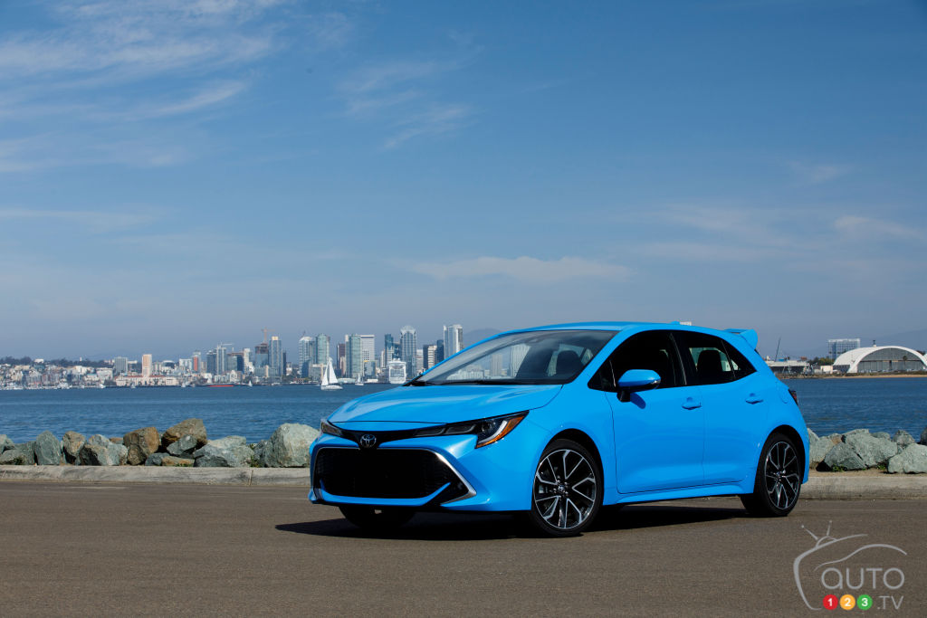 Toyota looking at performance version of Corolla Hatchback