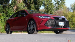2019 Toyota Avalon Review: First in Class