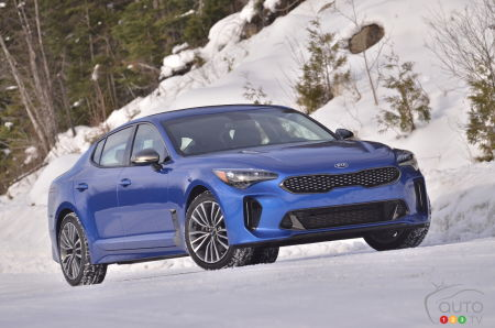 Review of the 2019 Kia Stinger GT-Line: Loaded With Talent, But…