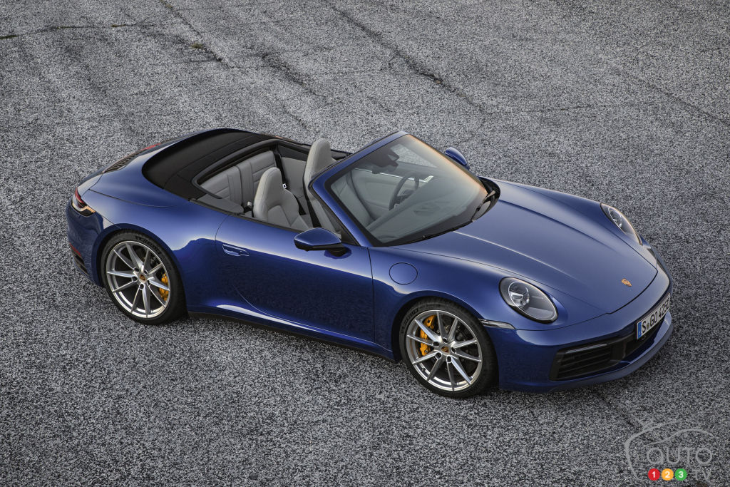 2020 Porsche 911: The convertible version's turn in the spotlight