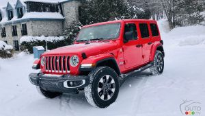 Jeep Wrangler Sahara Unlimited 2018