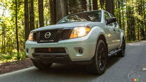 Nissan Almost Done Working on Next-Gen Frontier
