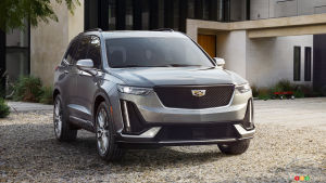 Detroit 2019 : The 2020 Cadillac XT6 joins the carmaker's SUV lineup