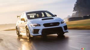 Detroit 2019: The 2019 Subaru WRX STI Revealed in Full