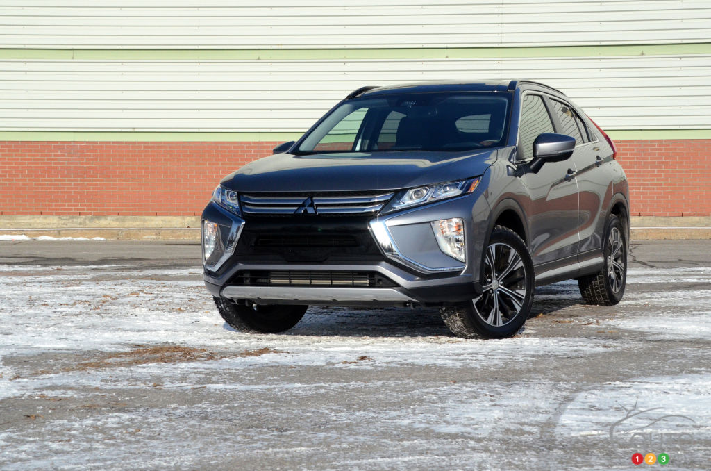 2019 Mitsubishi Eclipse Cross Review : Eight Months Later