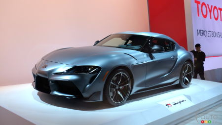 Montreal 2019: Canadian Debut for the 2020 Toyota Supra