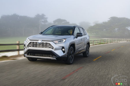 Canadian Pricing, Details for 2019 Toyota RAV4 Hybrid Revealed