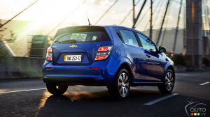 Chevrolet Sonic on its Way Out?