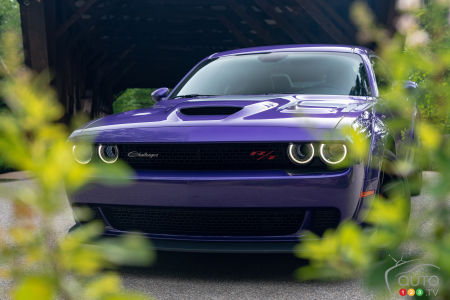 The Dodge Challenger Will Go Electric, says FCA CEO Manley