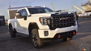 GMC Sierra HD 2020 : un monstre de la nature… humaine