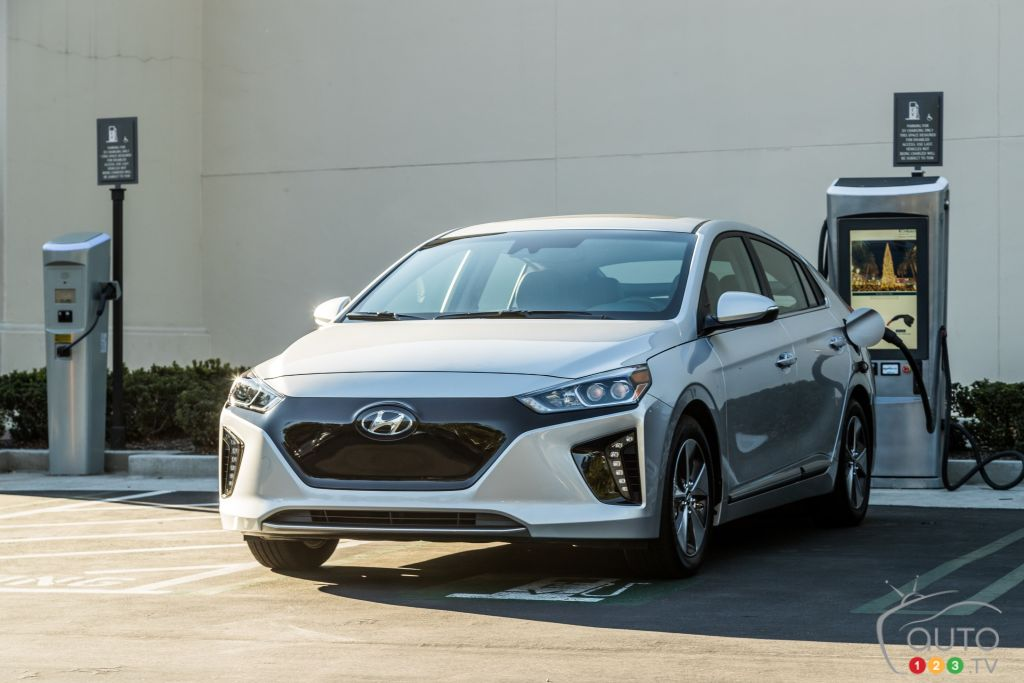 Hyundai IONIQ EV Will Get Boost in Range Very Soon