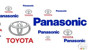 Toyota and Panasonic to Partner on Building Batteries