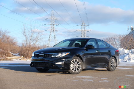 Review of the 2019 Kia Optima: Still Refined After All These Years!