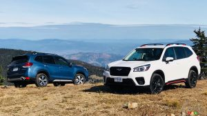 Subaru Halts Production of Crosstrek and Forester Over Steering Issue