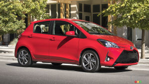 Toyota Calls Time on the Yaris Hatchback in the U.S.