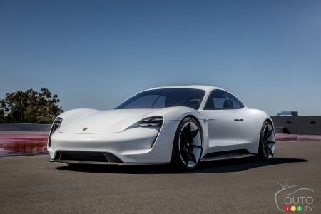 Porsche Doubles Production of the Taycan Before It Even Starts