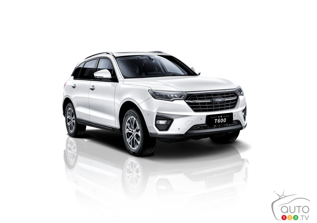 Chinese Manufacturer Zotye Coming to America