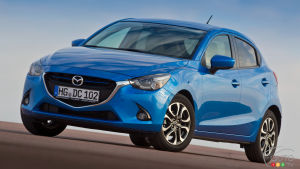 The Next Toyota Yaris Hatchback Will Also Be a Mazda2