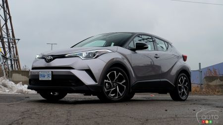 2019 Toyota C-HR Review: Style! Daring! Middling Power!