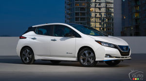 Nissan LEAF PLUS: Reduced Range for Higher Trims